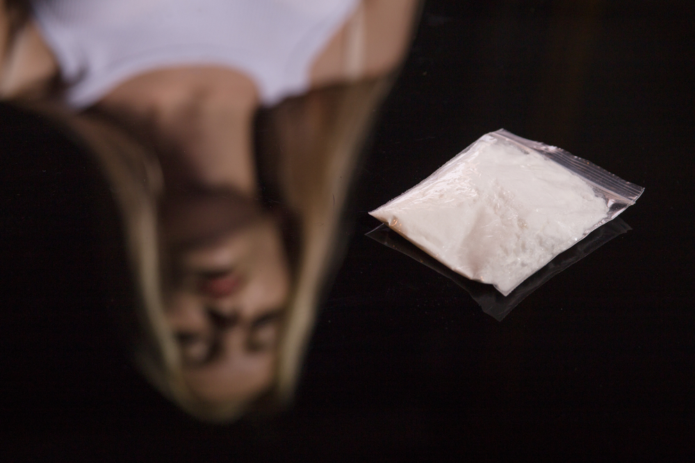 Cocaine withdrawal symptoms and treatment in California