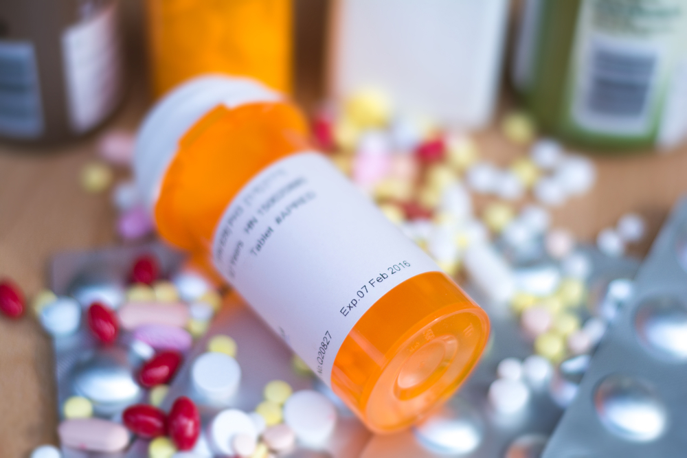 Commonly Abused Prescription Drugs - California
