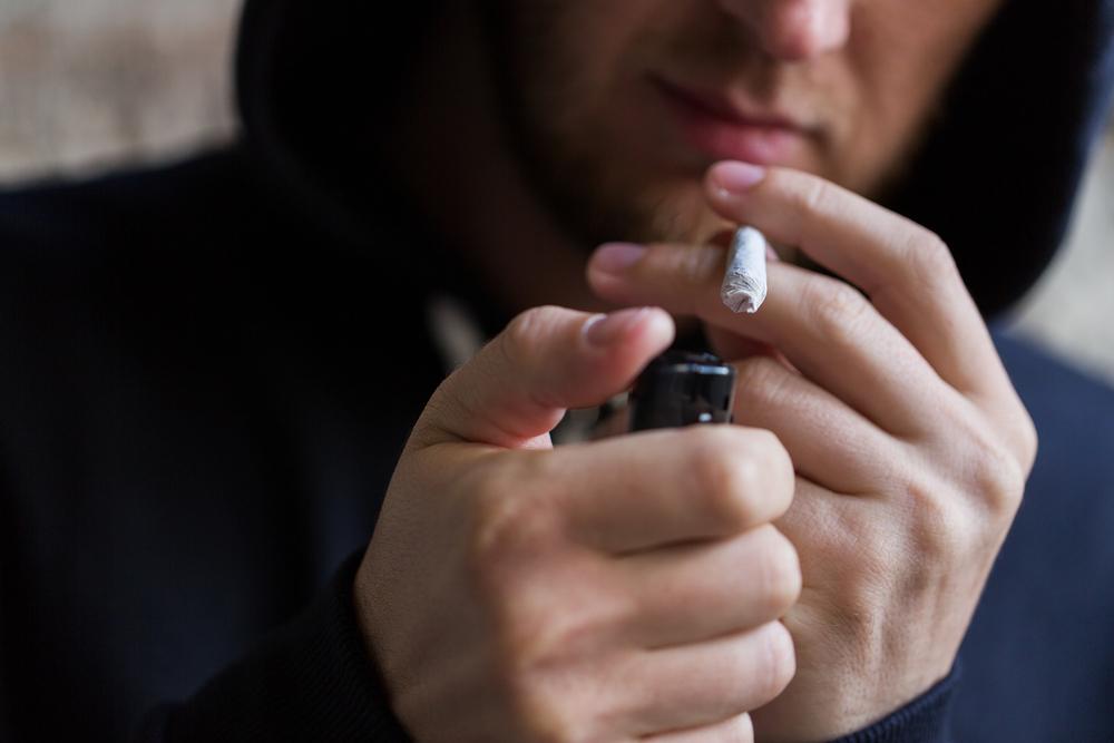 Marijuana gateway drug