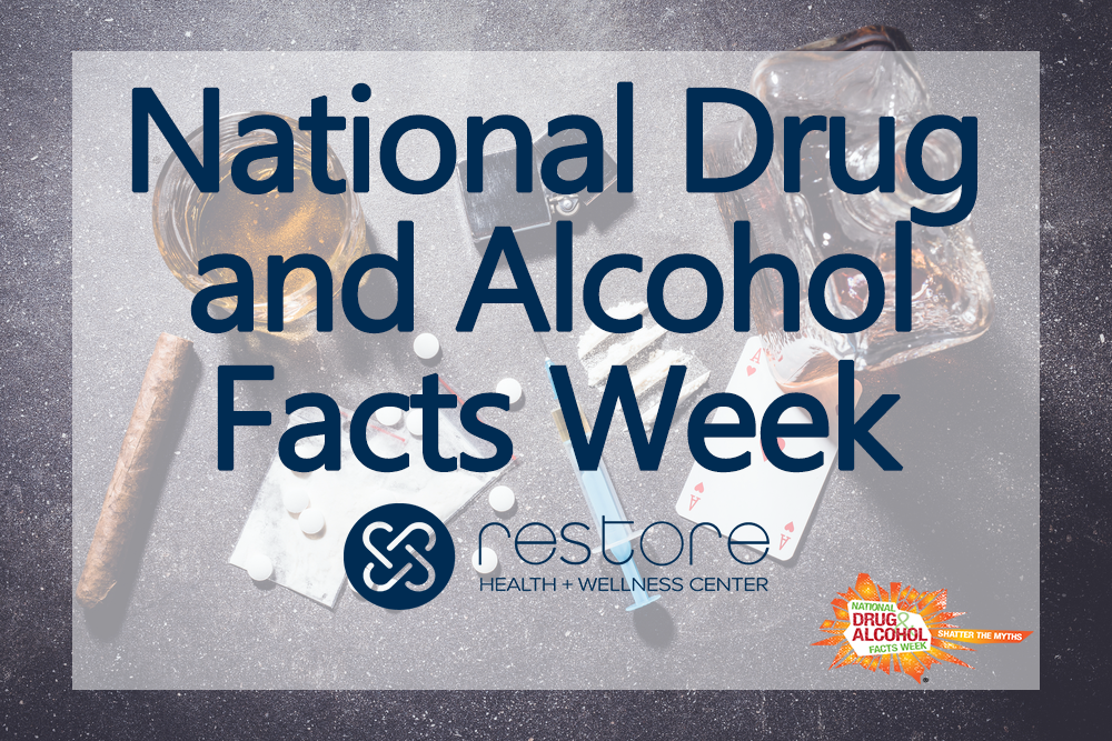 National Drug and Alcohol Facts Week - California
