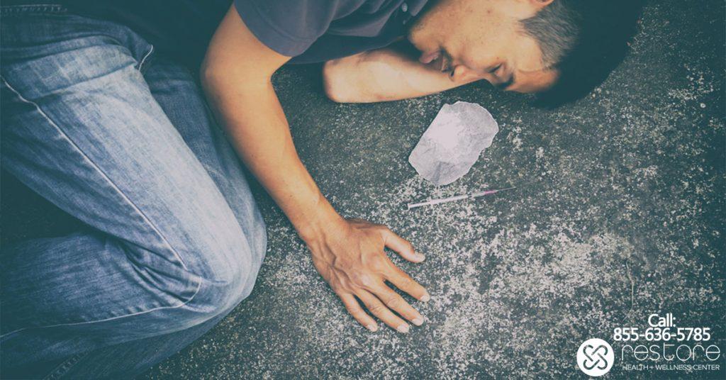 Dangers of Addiction Withdrawal - California