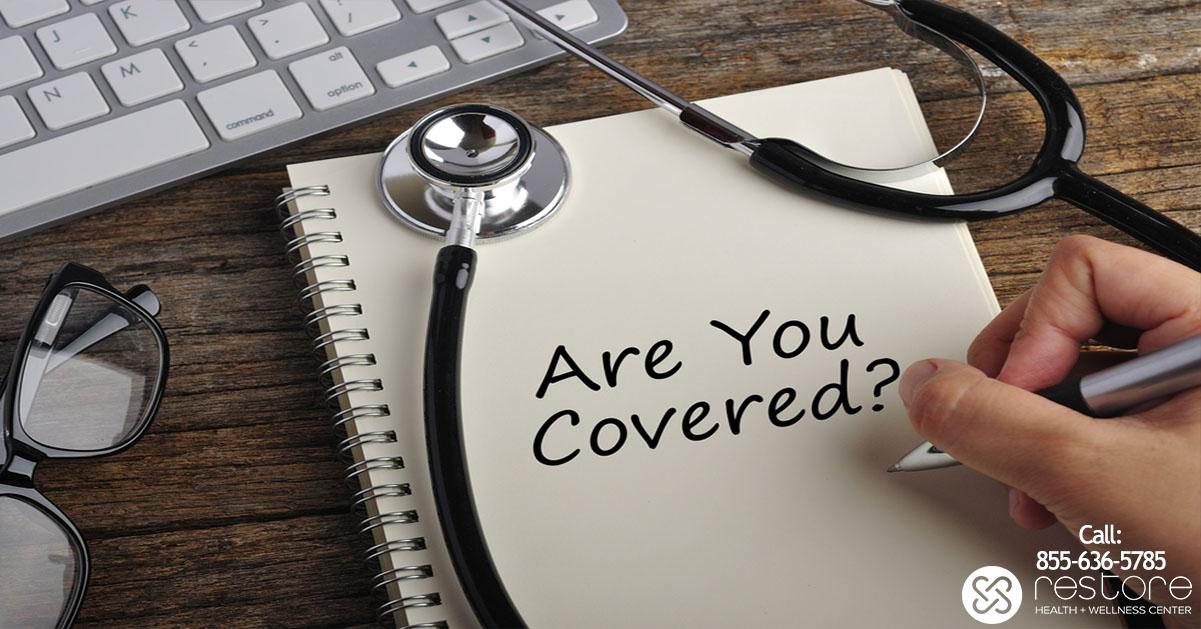 Drug Rehab Insurance Coverage - California