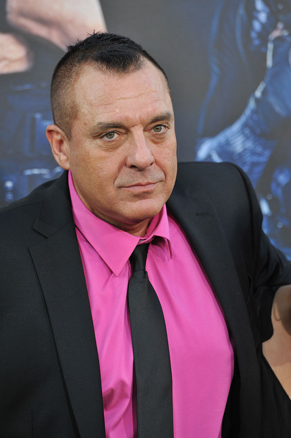 Tom Sizemore Charged with Heroin Possession