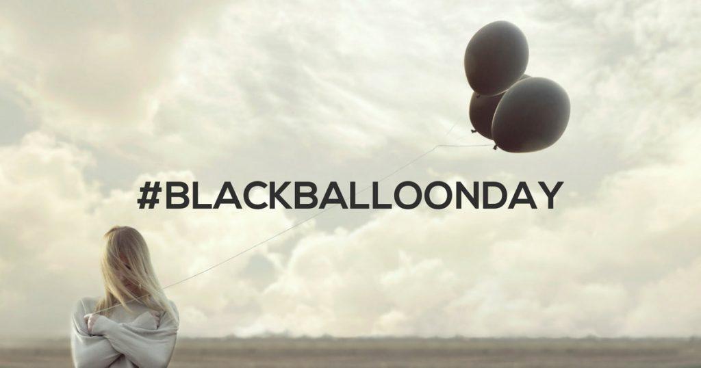 Blackballoonday