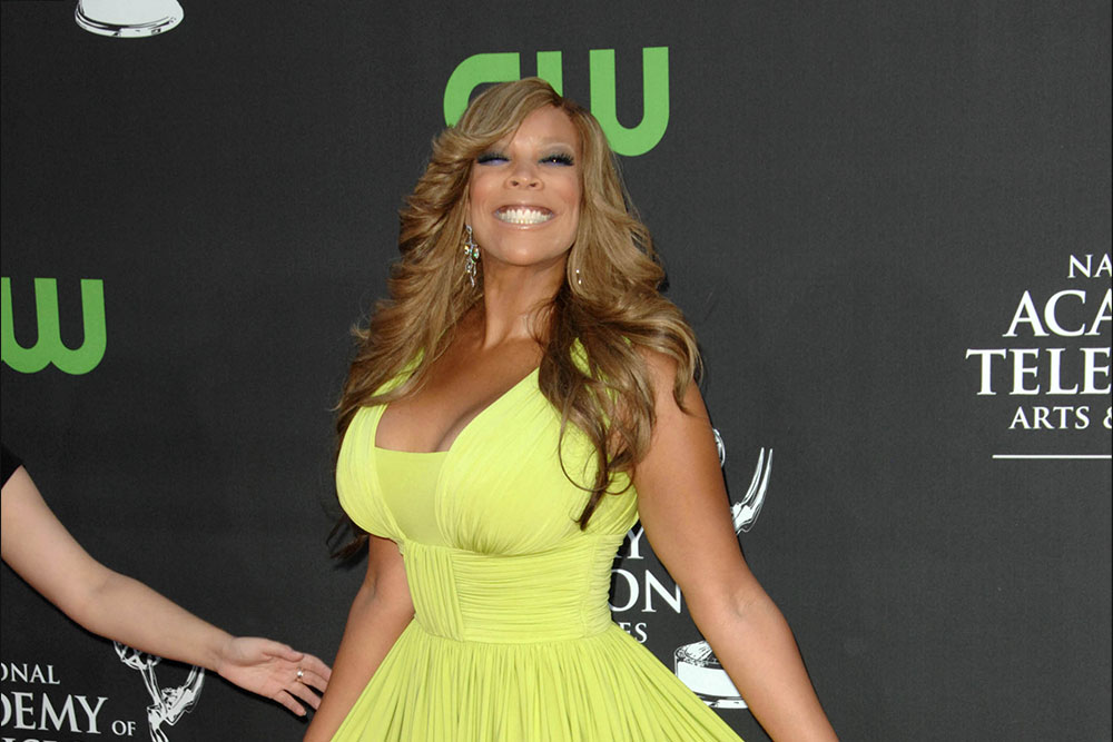 Wendy Williams' Long Battle With Addiction - California