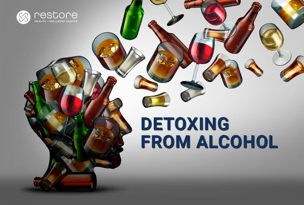 Detoxing From Alcohol - California